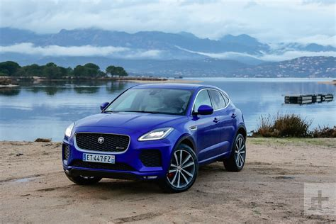 2018 Jaguar Epace First Drive Review  Digital Trends