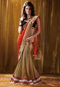 saree designs beautiful lehenga and saree designs for fashionexprez