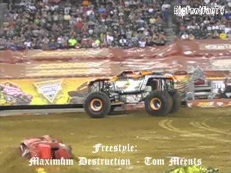 monster truck jam philadelphia bigfootfantv monster jam philadelphia pa 2012 part 4