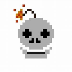 Pixel Art Bombe : mirandaell miranda ell deviantart ~ Melissatoandfro.com Idées de Décoration