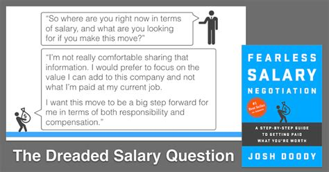 how to answer the what s your current salary