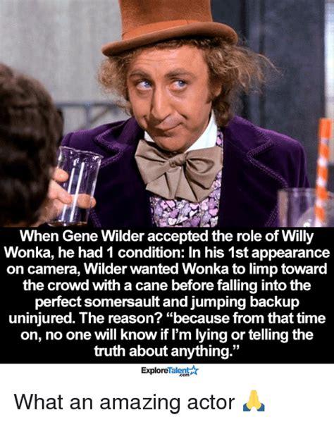 Gene Wilder Willy Wonka Meme - 25 best memes about gene wilder gene wilder memes