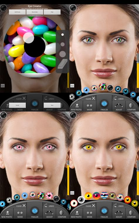 eye color studio eye color studio android apps on play