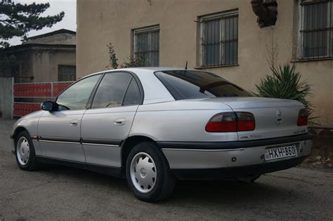 Opel Omega by 1998 Opel Omega Overview Cargurus