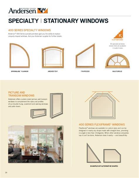 brochure   series window door replacement