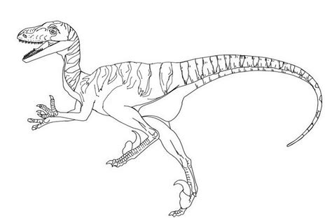 beste ausmalbilder jurassic world dinosaurier