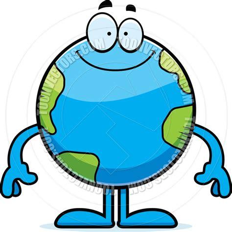 happy earth cartoon clipart panda  clipart images