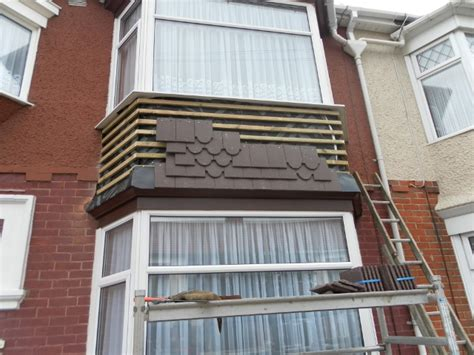bay tiling solent roof building