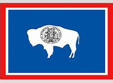 Wyoming Flag Flag Of Wyoming State