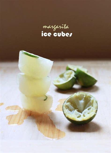 margarita ice cubes    ice cubes recipes