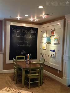 15 idees pour ranger le materiel de bricolage de vos With kitchen colors with white cabinets with dessins crayon papier