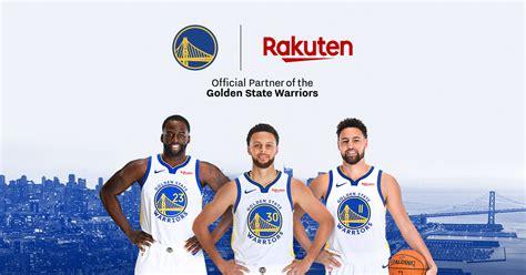 Rakuten × Golden State Warriors Special Webpage