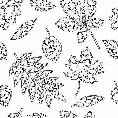 Coloring Autumn Fall Printable Mom 30seconds Fun