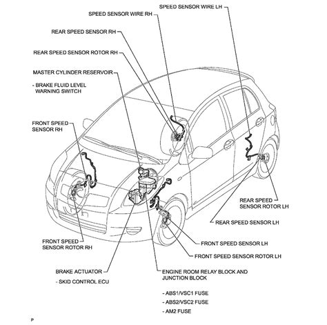 toyota yaris vios echo car sensors location mechanic