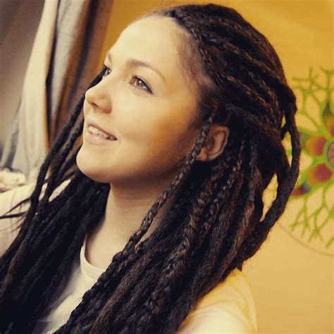 collection  dreadlocks hairstyles design trends