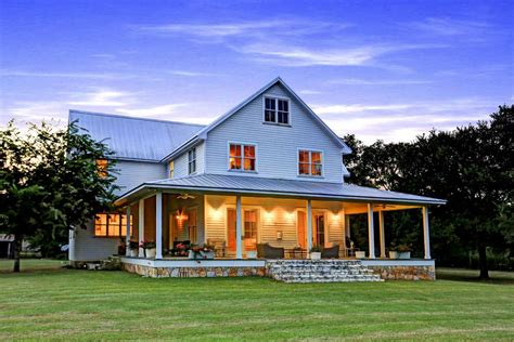 two house plans with wrap around porch modern farmhouse plans with wrap around porch designs