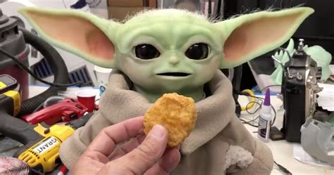youll  baby yoda  alive   mythbusters
