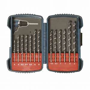 Makita P-51889 Masonry Drill Bit Set 13Pcs | Rapid Online