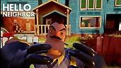 Hello Neighbor FULL Game MOVIE | All Cutscenes So Far ...
