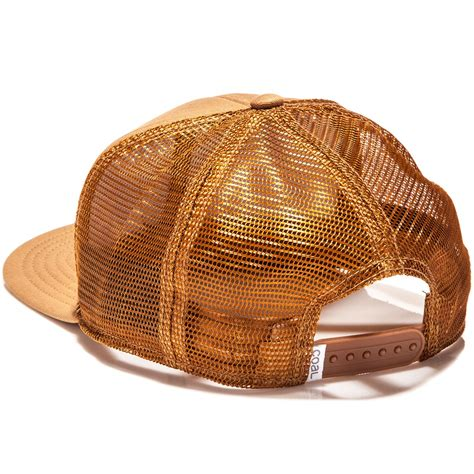 coal the bureau hat light brown