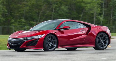 2018 Acura Nsx Pricing, Specs & Reviews  Car And Bike