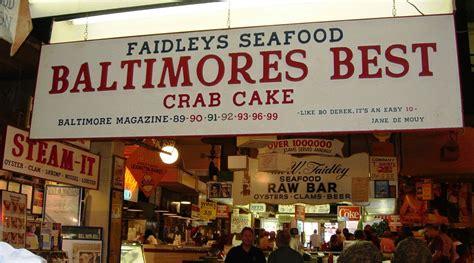faidleys seafood baltimore md