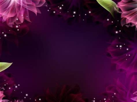 pink shiny flower frame   backgrounds