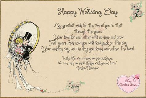 greeting card words of wedding greetings card wblqual