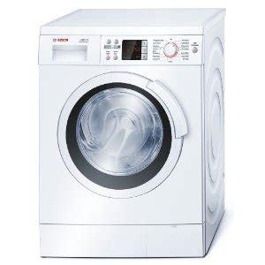 Waschmaschine Mit Großer Trommel by Bosch Was28443 Test