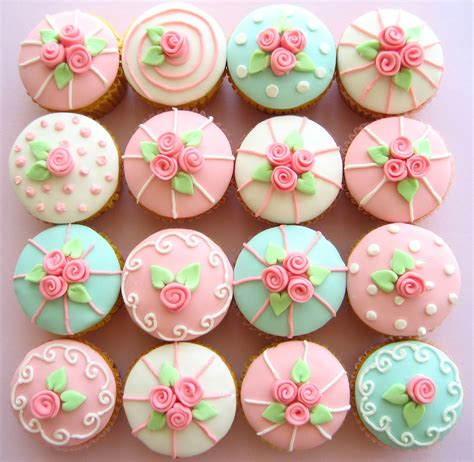 Kitchen Bridal Shower Ideas - cupcake eye candy