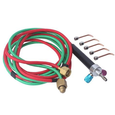 Jewellery Welding Torch Jewelry Making Tools With 5 Tips