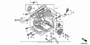 Honda Engines Gc190la Qtt Engine  Usa  Vin  Gcaaa