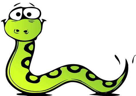 Snake Green Cartoon · Free Vector Graphic On Pixabay