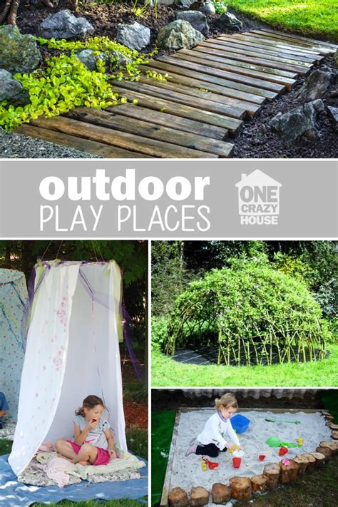 place ideas 24 adventurous back yard ideas