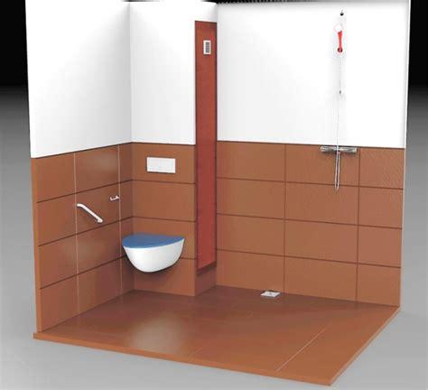 norme pmr salle de bain mobilistar la salle d eau aux grandes dimensions pour pmr