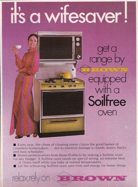 Groovy Kitchen Appliances of Science Adverts ? Voices of