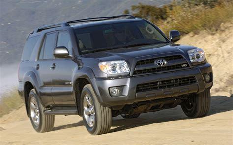 2004 2009 Toyota 4runner Pre Owned Truck Trend