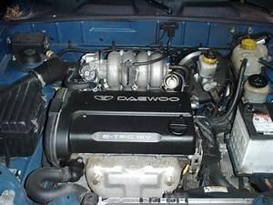 2002 Daewoo Nubira Engine Diagram