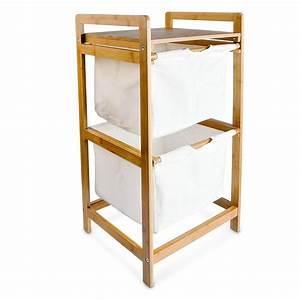 Was Passt Zu Bambus : w schesammler bambus 2 schubf cher wohnen ~ Watch28wear.com Haus und Dekorationen