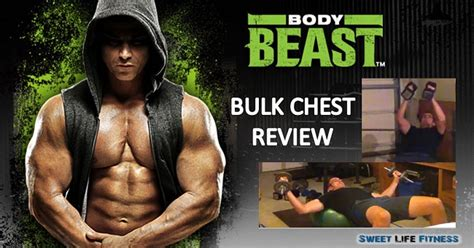 Body Beast Bulk Chest Workout Review  Legit Or Not?