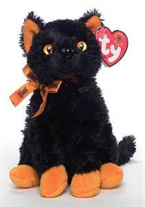 Fraidy Cat Beanie Babies Ty