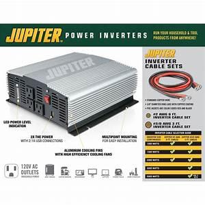 Jupiter 115v  60hz Ac Power Inverter Wiring Diagram