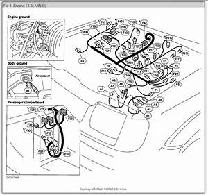 5a21 Nissan X Trail T30 Wiring Diagram