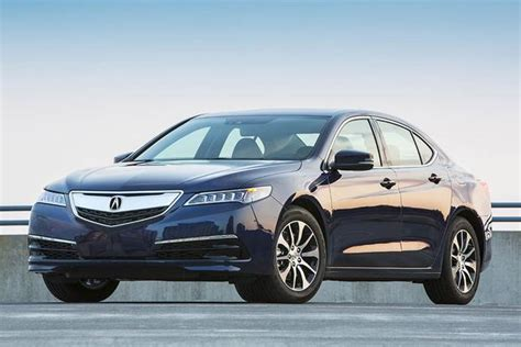 acura tlx  car review autotrader