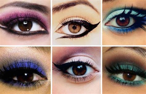 comment maquiller des yeux bleus comment maquiller petit yeux marron femmes