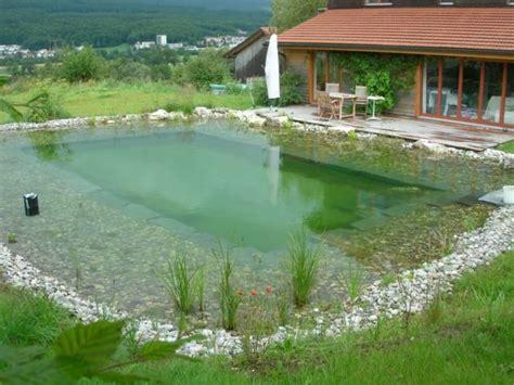 Schwimmteich Ohne Pumpe by Bionova Badeweiher Schwimmteich Gross