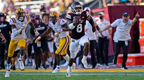 College football NCAA Re-Rank: Mississippi State rises ...