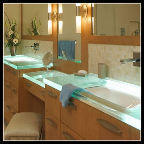 bathroom countertops with built in sinks lowes bathroom