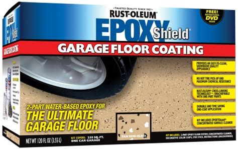 Rustoleum Garage Floor Coating Dvd by Home Building Tools Rust Oleum 203006 Garage Floor Kit