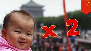 China ends one-child policy: Xi Jinping announces new two ...